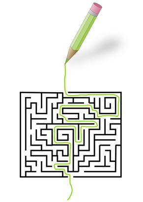 Fördermittel Labyrinth